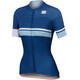 Sportful Diva Jersey Women blue twilight/white/cerulean